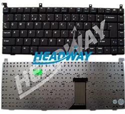 Клавиатура для ноутбука Dell Inspiron 1100, 1150, 2600, 2650, 5100, 5150, 5160, PP07L, PP08L - фото 4299