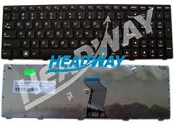 Клавиатура для ноутбука Lenovo Z560, Z565, Z570, Z575 - фото 4312