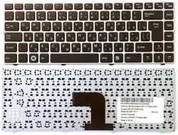 Клавиатура для ноутбука DNS MP-11P16SU-6981, MP-11P16SU-6981, PK130PR1C08, MP-11P16S - фото 7841