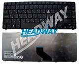 Клавиатура для ноутбука Acer Aspire 3750, 4251, 4540, 4741, 3410T, 3810T, 4810T,  eMachines D528, D728, D640