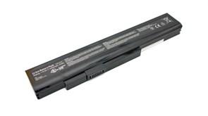 Аккумулятор для ноутбука MSI A6400, CR640, CX640, DNS 0142750, 0151279, 0153733, 14.4V, 4400mAh (5200mAh)