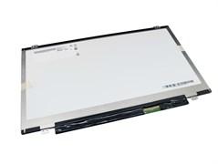 Матрица для ноутбука 14'' B140XW02, LED, 40 pin, slim, уши вверх/вниз, 1366x768