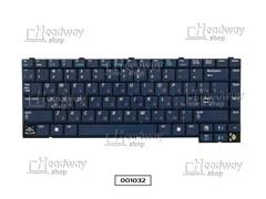 Клавиатура для ноутбука Samsung X06 (синий) б/у