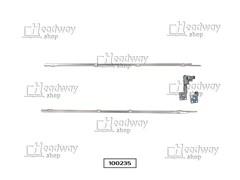 Петли для ноутбука Samsung X06