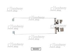 Петли для ноутбука DNS Home 0164792, б/у