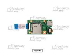 Плата интерфейсов для ноутбука Lenovo B590, б/у
