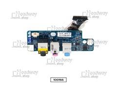 Плата интерфейсов для ноутбука Acer Aspire 7520, б/у