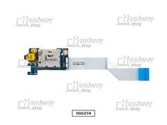 Плата интерфейсов для ноутбука Lenovo IdeaPad Z580, б/у