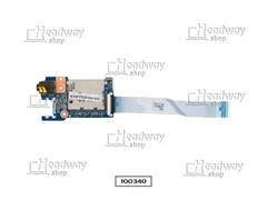 Плата интерфейсов для ноутбука Lenovo G580, б/у
