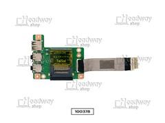 Плата интерфейсов для ноутбука Lenovo G550, б/у