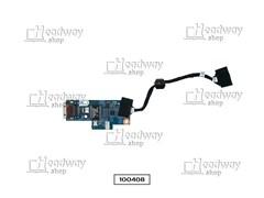Плата интерфейсов для ноутбука Acer Aspire 7750, б/у