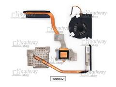 Система охлаждения для ноутбука Acer Aspire 5520, б/у