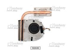 Система охлаждения для ноутбука Lenovo B590, б/у