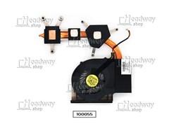 Система охлаждения для ноутбука HP Compaq Presario CQ61, б/у