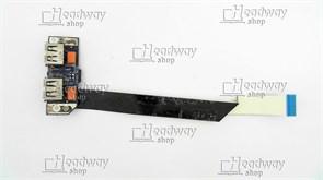 Плата интерфейсов для ноутбука Toshiba Satellite A200-1AX ISKAAA LS-3484P б/у