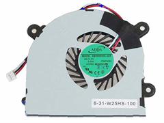 Вентилятор для ноутбука MSI S6000, X600, 16D3, 1691, Clevo C4500, C4800, C5100Q, C5500Q