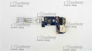 Плата интерфейсов для ноутбука Lenovo B570, б/у