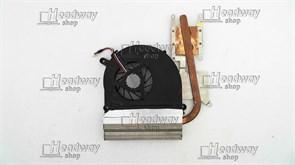 Система охлаждения для ноутбука ASUS K40AB , 13GNVX1AM010-1-097P-01C9 б/у