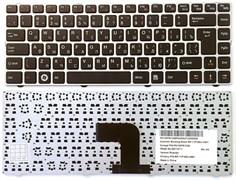 Клавиатура для ноутбука DNS MP-11P16SU-6981, MP-11P16SU-6981, PK130PR1C08, MP-11P16S