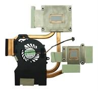 Радиатор системы охлаждения для ноутбука HP DV7-7000, DV6-6000, DV7-6100 (Intel)