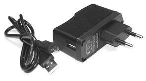 Блок питания для смартфонов и планшетов, 5v, 2А, MicroUSB, 100-240W